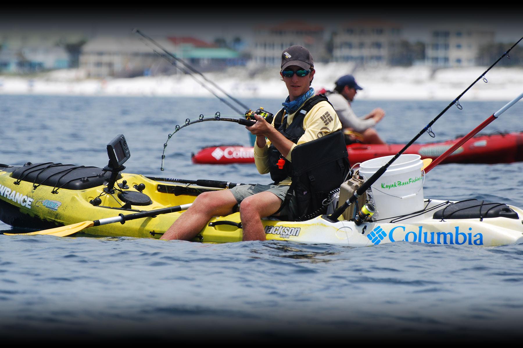 kayakfisher