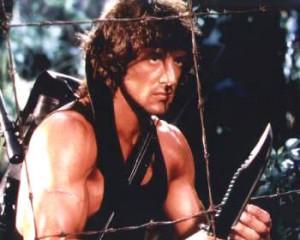 Rambo knife