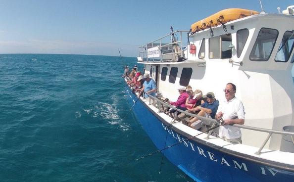 Guide to get fishing head boat key west khan for Deep sea fishing key west