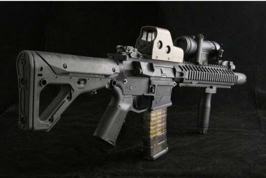 AR 15 hunting