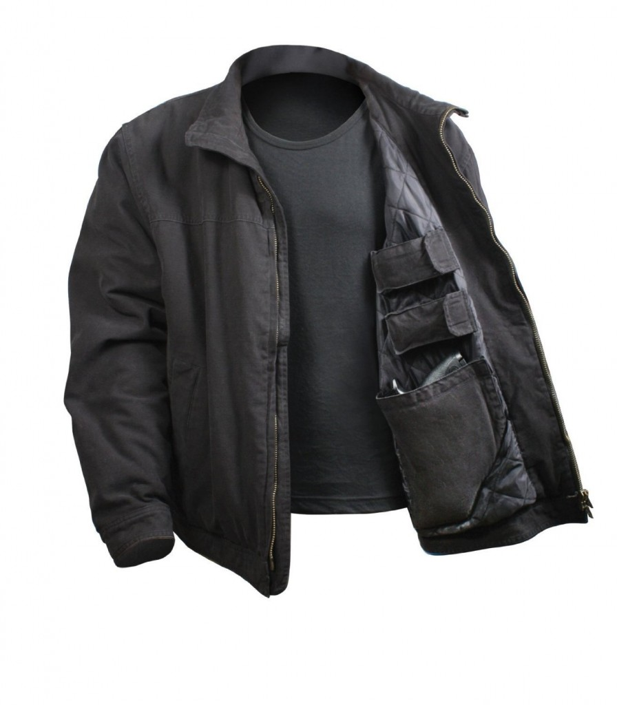 Concealed Carry Coat